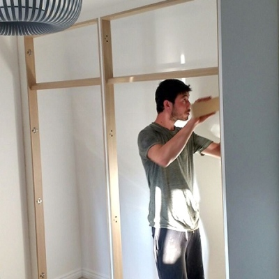 Fitted-wardrobe-and-light