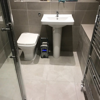 Priya bathroom